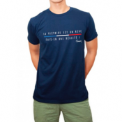 T-shirt 4NIX MENS Bleu