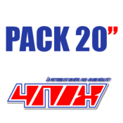 Pack 20''