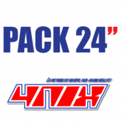 Pack 24''
